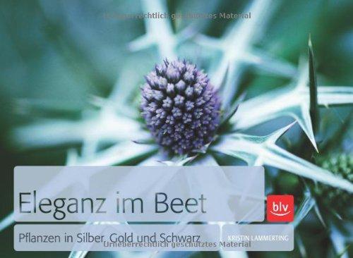 Eleganz im Beet: Pflanzen in Silber, Gold und Schwarz