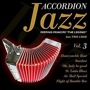 Peppino Principe - Jazz Accordion, Vol. 3 (Feat. Trio Lisak)