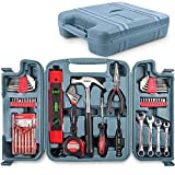 <span class='highlight'>Hi</span>-<span class='highlight'>Spec</span> 53 Piece Household Tool Set including Metric Wrenches, Precision Screwdrivers Set and Most Reached for Hand Tools