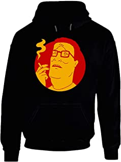 King of The Hill Smoking Hoodie.