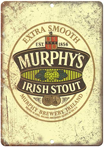 Rebecca Simpson Murphy's Irish Stout Ireland Vintage Ad 8