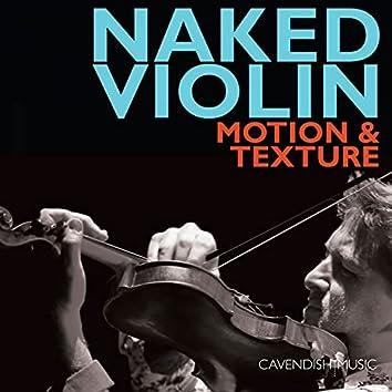 Naked Violin 1 : Motion & Texture