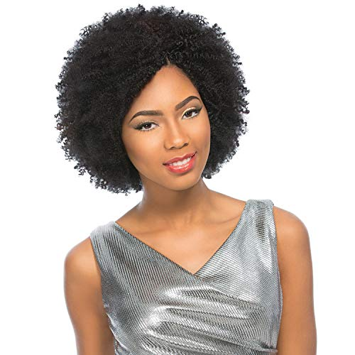 MULTI-PACK DEALS! Sensationnel Remy Human Hair Crochet Braids Select Brandy Loop 2Pcs (4-PACK, 1B)