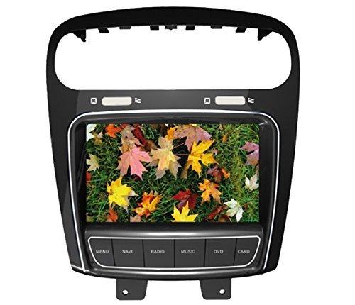 Phonocar VM098 Freemont 12 Media Station TFT-LCD Navigation DVD Receiver panel 8'