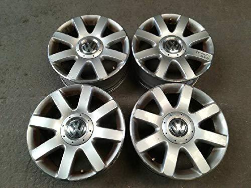 Llanta Jgo Aluminio Volkswagen Golf V Berlina (1k1) 6,5X16 5 TORN ROZADAS (usado) (id:delcp4335512)