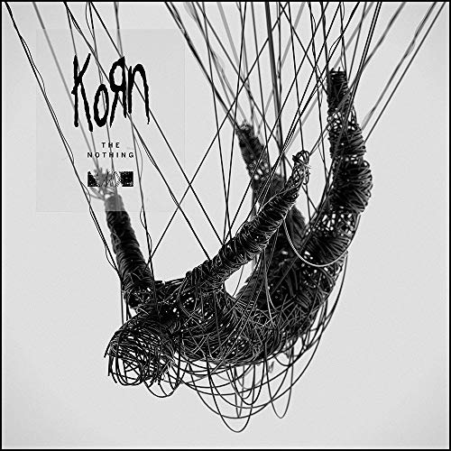 Official - Korn (Nothing) - Album Cover Poster (12'x12')