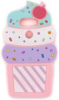 UFOTSAM LG G5 Case Cute LG G5 Case, LG G5 Cute Case 3D Cartoon Cherry Cupcakes Ice Cream Shaped Cute Design Silicone Rubber Cute Phone Cases LG G5, Cute LG G5 Cases for Teen Girls Women (Pink)