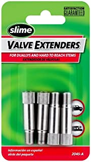 Slime 2045-A Metal Valve Extenders, 1-1/4