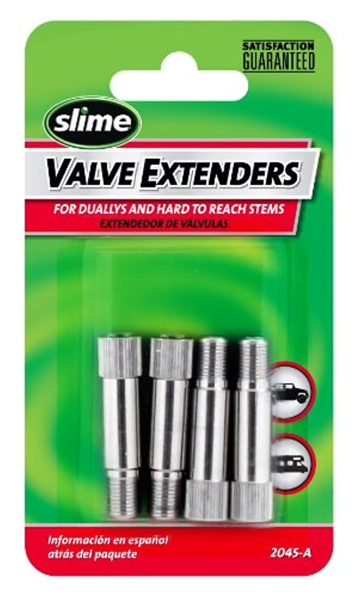 Slime 2045-A Metal Valve Extenders, 1-1/4 hqvkw8503