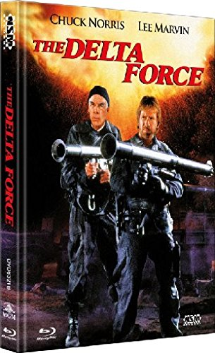 Delta Force - Mediabook - Limited Collector's Edition  (+ DVD) [Blu-ray]