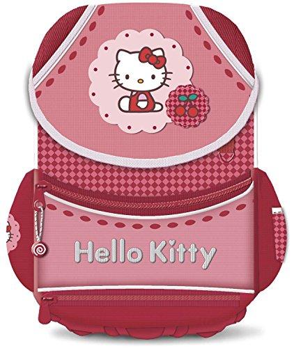 Exclusiv* Hello Kitty Schulranzen anatomisch + ergonomisch Schulrucksack ERGONOMISCHE Tasche EDEL