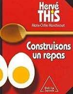 Construisons un repas de Hervé This