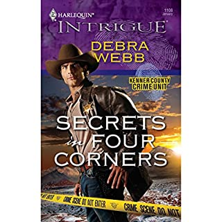 Secrets in Four Corners cover art