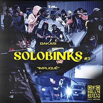 SoloBinks #3 (Impliqué)