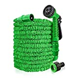 SAILUN Garden Hose Expandable Water Pipe Flexible Hose Pipe with 7 Function Spray