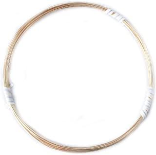 30 Gauge, 14/20 Yellow Gold Filled, Round, Dead Soft - 25FT from Craft Wire