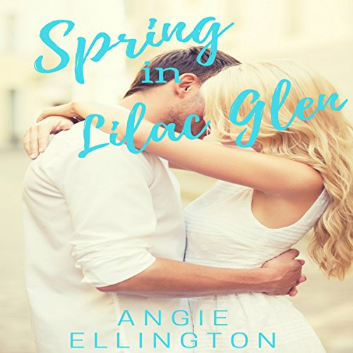 Spring in Lilac Glen audiobook cover art