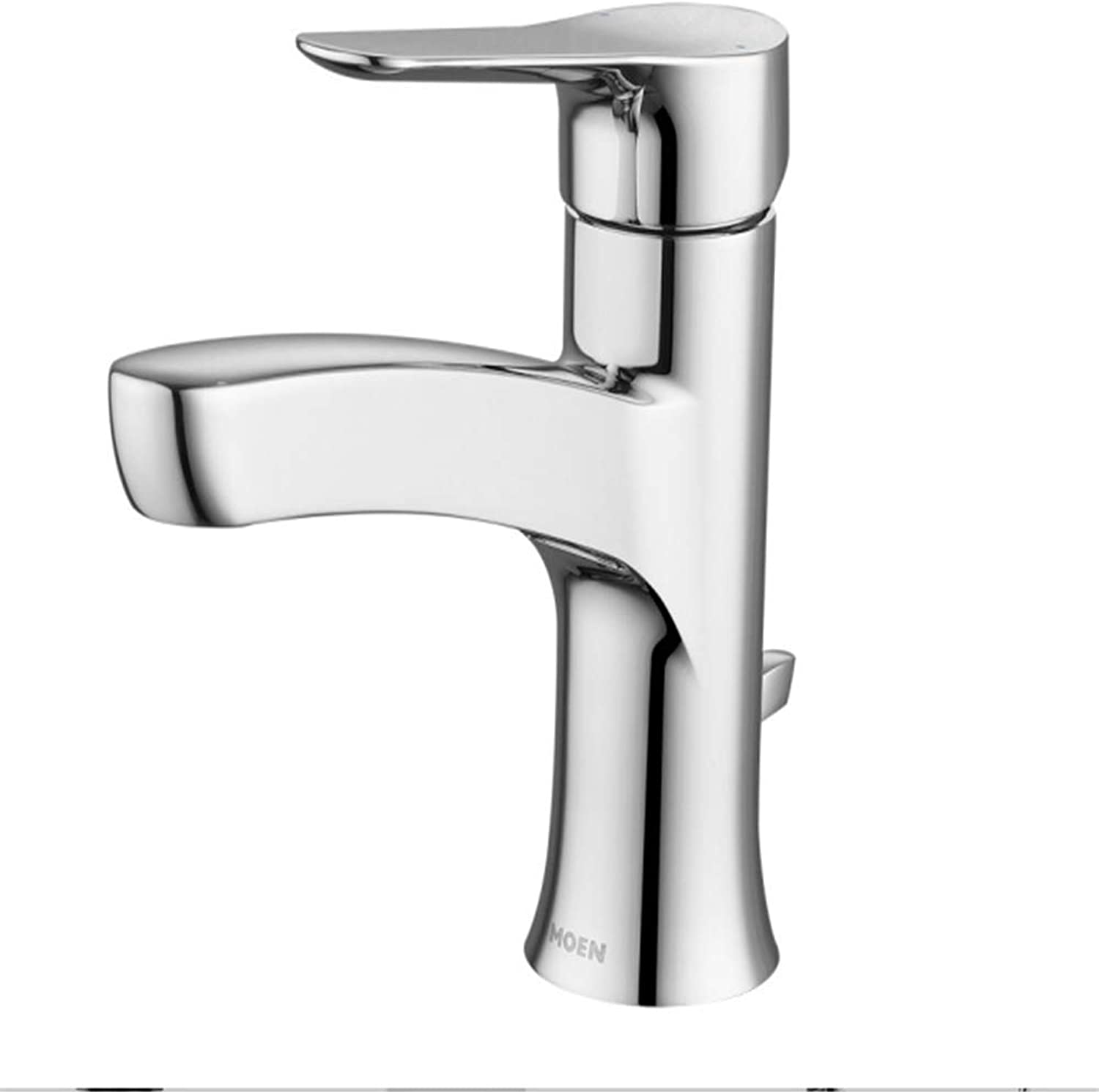 Kitchen Taps Faucet Modern Kitchen Sink Taps Stainless Steelcold and Hot Basin Faucet Single Hole Single Handle Faucet