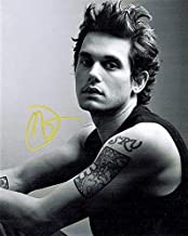 John Mayer Signed - Autographed Singer - Songwriter - Guitarist 8x10 inch Photo - Guaranteed to pass BAS - Beckett Authentication