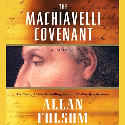 The Machiavelli Covenant audiobook cover art