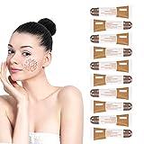 Eliminar Cicatrices Crema de Tatuaje anti cicatriz 10PCS/Set de maquillaje permanente del tatuaje Reparación Aftercare de recuperación de vitamina A y gel de crema ungüento