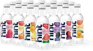 Hint Water Discovery Pack, 24 Bottles Including 15 Different Flavors, Zero Sugar, Zero Sweeteners, Zero Calories
