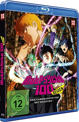 Mob Psycho 100 REIGEN - The Miraculous Unknown Psychic - OVA - [Blu-ray]