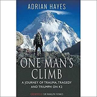 One Man's Climb cover art