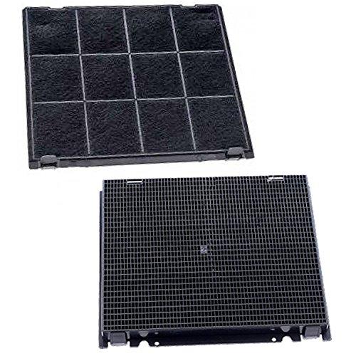 Spares2go Carbono Filtro para campana de cocina Hotpoint-Ariston Ventilador Extractor Ventilación (240x 270mm, pack de 2)