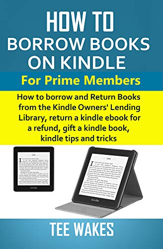 borrow this book for free on kindle prime