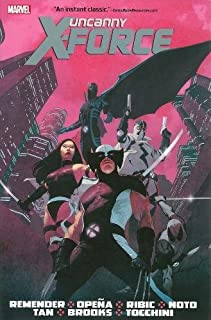 Uncanny X-Force by Rick Remender Omnibus (0785185712) | Amazon price tracker / tracking, Amazon price history charts, Amazon price watches, Amazon price drop alerts