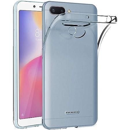 H/ülle Leder Case mit Standfunktion Magnetverschluss Flipcase Klapph/ülle kompatibel mit Xiaomi Redmi 6//Redmi 6A DORXU020390 Blau Docrax Xiaomi Redmi 6 6A Handyh/ülle