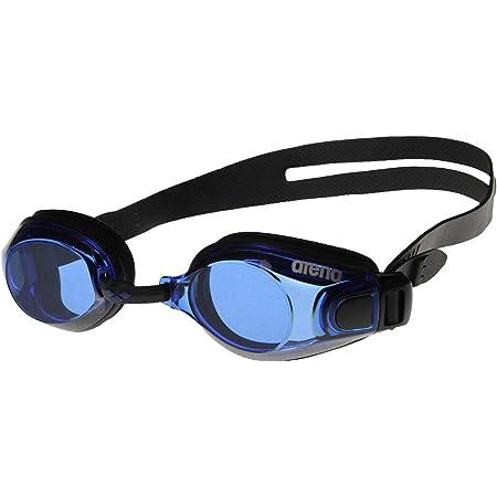 Arena Zoom X-Fit Occhialini Nuoto Anti-Appannamento Unisex Adulto, Occhialini Piscina con Ampie Lenti, Protezione UV, Ponte Nasale Regolabile, Guarnizioni in Silicone