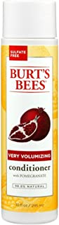 Burt's Bees Very Volumizing Conditioner Pomegranate 10 oz (Pack of 2)