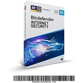 Bitdefender Internet Security 1 Year