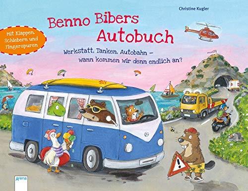 Benno Bibers Autobuch: Werkstatt, Tanken, Autobahn - wann kommen wir denn endlich an?