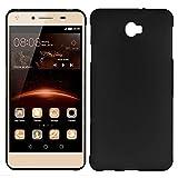 Mb Accesorios Funda Carcasa Gel Negra para Huawei Y5 II/Y6 Compact, Ultra Fina 0,33mm, Silicona TPU de Alta Resistencia y Flexibilidad