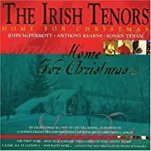 THE IRISH TENORS: Home for Christmas (2007) Audio CD
