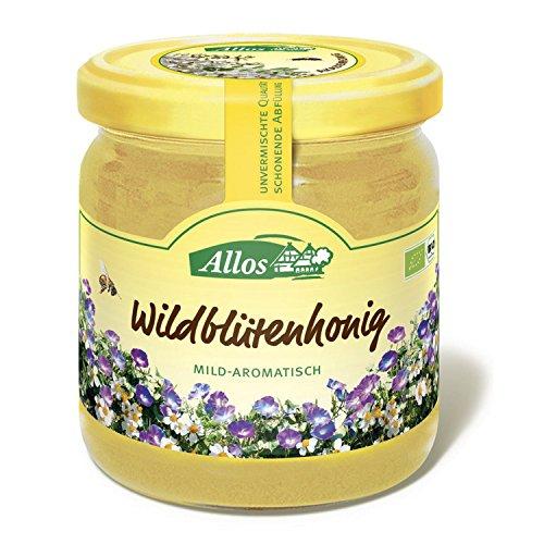 Allos Wildblütenhonig (500 g) - Bio