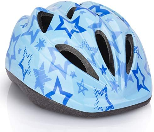 Kid Bicycle Helmets LX LERMX Kids Bike Helmet Ages 5 14 Adjustable from Toddler to Youth Size product image