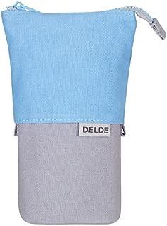 DELDE Pen Case Cool Light Blue [並行輸入品]