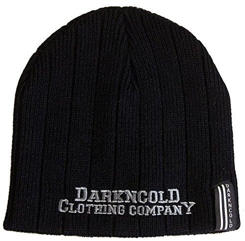 Dark N' Cold Commando Beanie Black