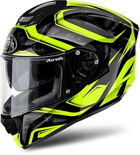 Airoh ST5DU31 ST 501 Jaune/noir XL