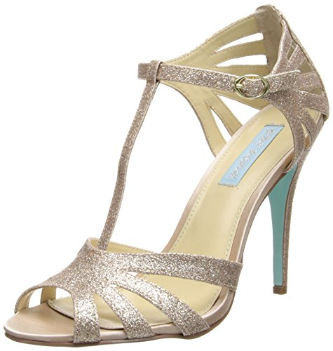 of halife maxi dresses dec 2021 theres one clear winner Blue by Betsey Johnson Women's SB-Tee Dress Pump