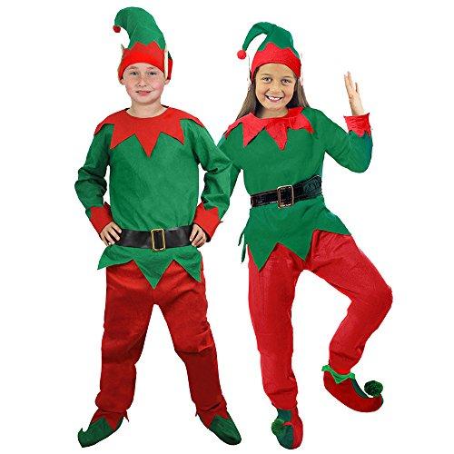 I LOVE FANCY DRESS LTD Accessoires d'Elfe pour Enfant avec ce Costume en 5 pièces ( Medium )