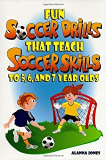 soccer training drills for 6 year olds