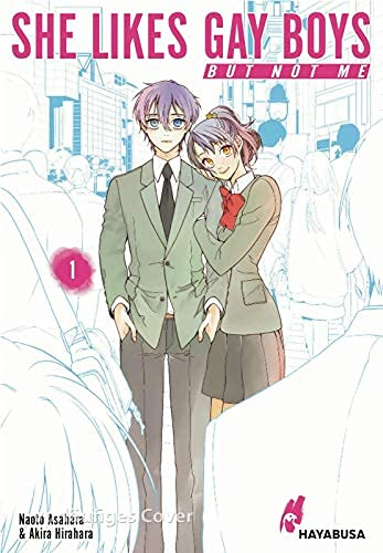 She likes gay boys but not me 1: Sensibler Slice of Life-Manga über Coming-Out und gesellschaftliche Akzeptanz