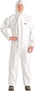 protege contra qu/ímicos, polvo y part/ículas nucleares; antiest/ático, categor/ía 3, tipo 5 y 6 medium Mono protector con capucha wei/ß