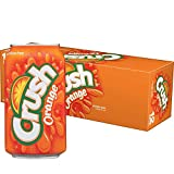 Crush Orange Soda, 12 fl oz (pack of 12)