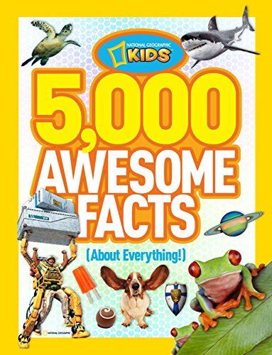 5,000 Awesome Facts (About...